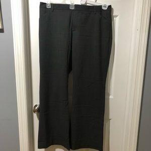 Perfect trouser- dark gray